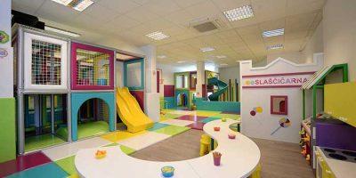 otroška igralnica za rojstnodnevne zabave playbox
